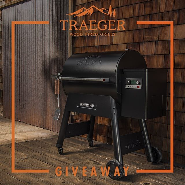 GOOD RIDE GIVEAWAY | Our friends at @traegergrills are giving away all the tools you need for a backyard BBQ; Ironwood 885 Grill, Cover, 2 bags pellets, 4 BBQ Rubs, 4 BBQ Sauces! . . . Anyone who registers for Good Ride Columbus or donates a ride to a Veteran will automatically be entered in the giveaway. . . . Link in the bio. . . . Winner will be randomly selected and announced on Friday, September 20. . . . Proceeds from the ride go to the @infiniteherofoundation to help military heros and their families. . . . Special thanks:  @indianmotorcycle @wienerschnitzel @mechanix_wear @fox @bell_powersports @ridedunlop @cardoscalarider @rokform @saddlemen @traegergrills . . . . #goodriderally #goodridecolumbus #traegergrills