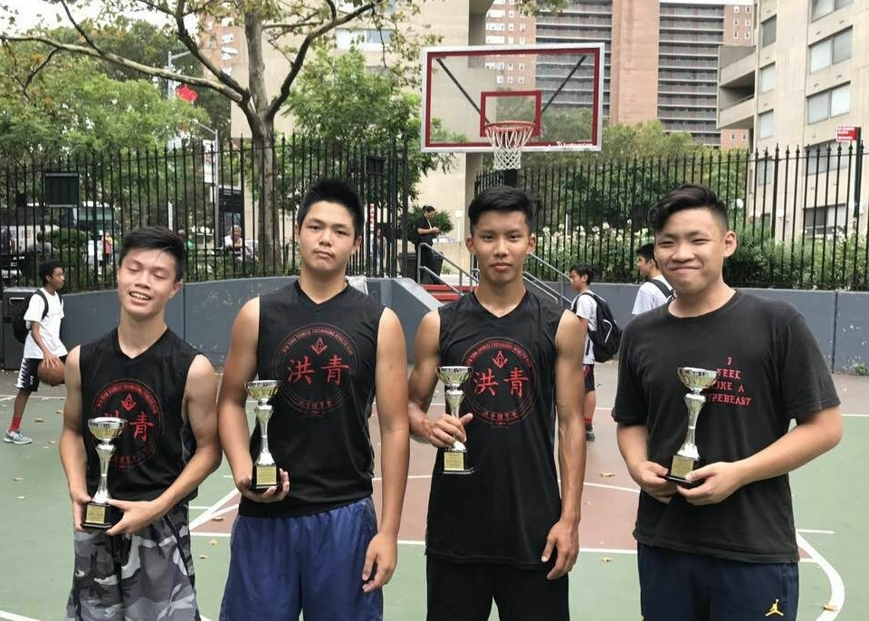 CFMAC Takes 2nd Place in 17yo and under division in 2017 Sing Tao Basketball Tournament.