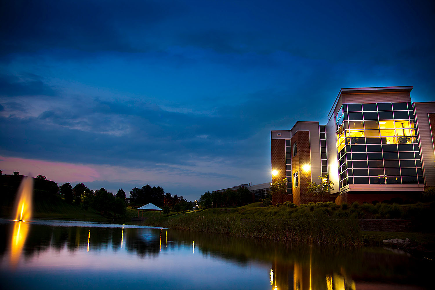 Alacran Consulting is headquartered at the Corporate Research Center at Virginia Polytechnic Institute and State University in Blacksburg, Virginia. PHOTO: ©CRC