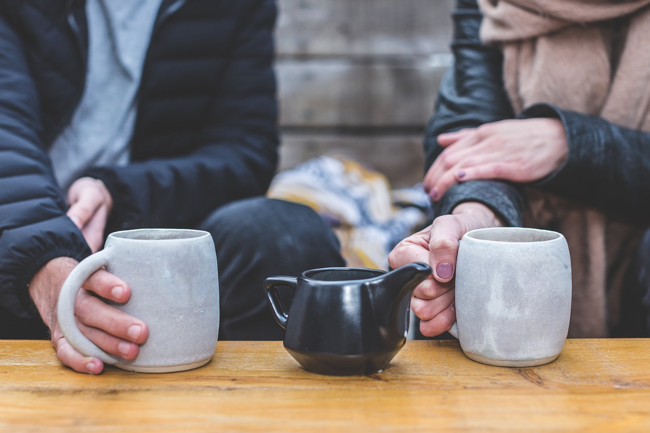 Meet One-on-One - Have a conversation with a pastor from Eikon House at a local coffee shop. Get to know one another personally.