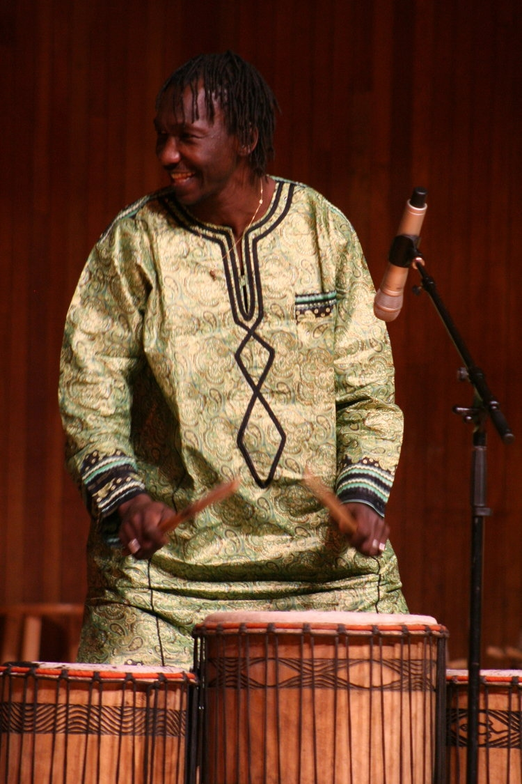 Joh Camara - Malian Dance