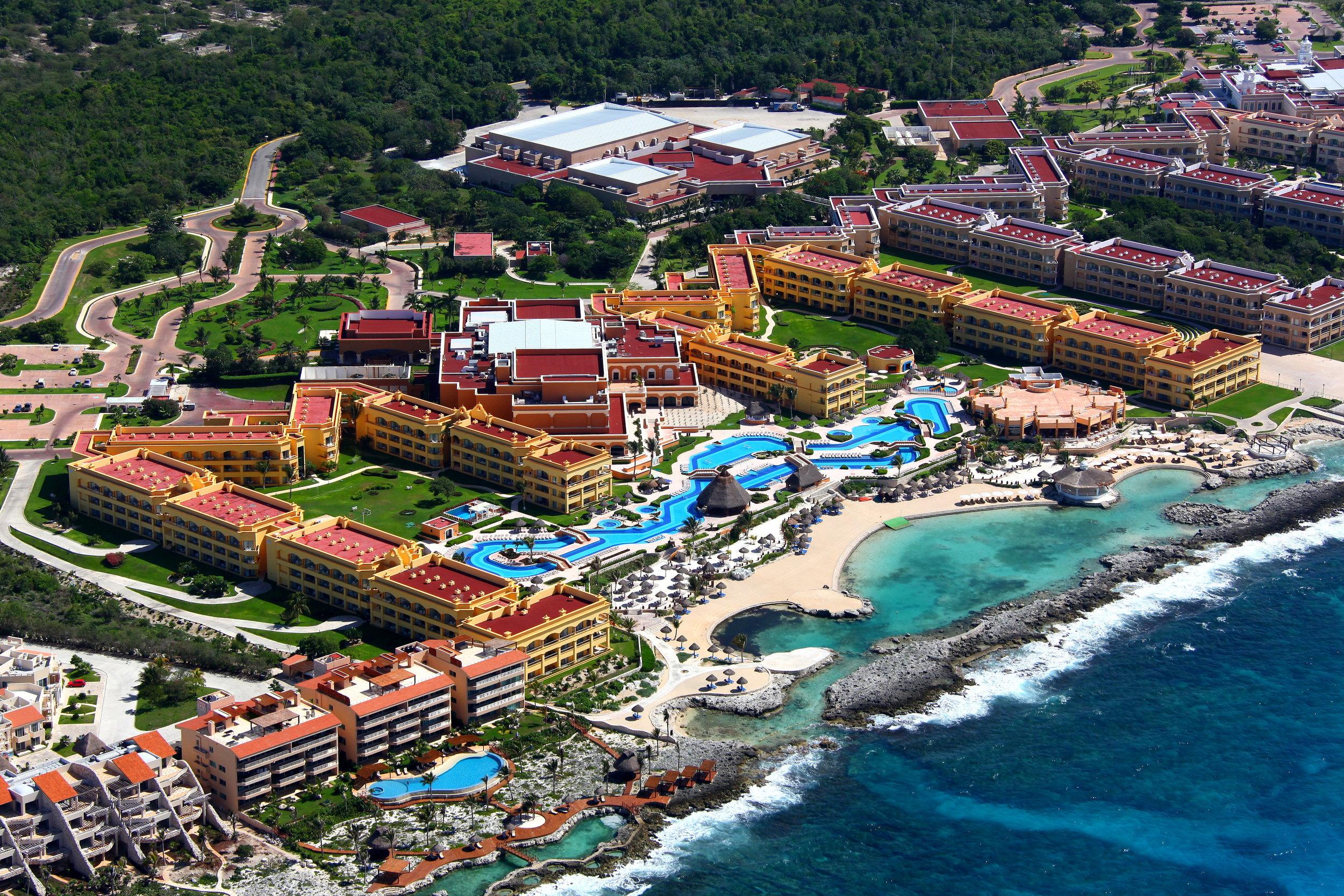 Mayan Riviera, QR, Mexico - San Antonio Aerial Photographer - Aerial Drone Image - Aerial Drone Video - Dallas, TX