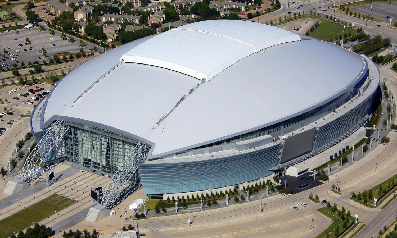 Dallas Cowboys Stadium - Fort Worth Aerial Photography - Fort Worth Drone Photography - Fort Worth Drone Video - Fort Worth, TX