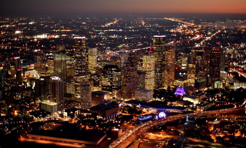 Houston CBD - Houston Aerial Photography - Houston Aerial Drone Photography - Houston Aerial Drone Video - Houston, TX