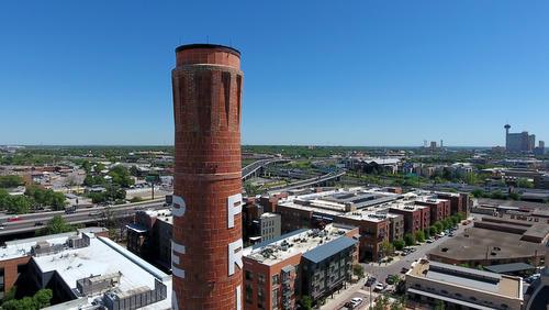 Pearl, San Antonio, Texas - Texas Aerial Photographer - Aerial Drone Photo Image - San Antonio, TX