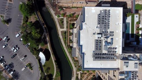 Vertical Map Photography, San Antonio, Texas - Texas Aerial Photography - Texas Drone Photography - Texas Drone Video - San Antonio, TX