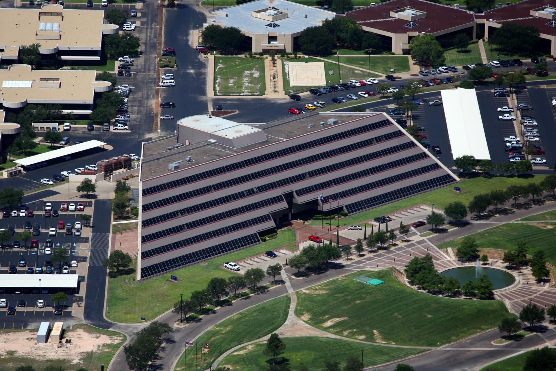 Claydesta Communications - Odessa Aerial Photography - Odessa Drone Photography - Odessa, Texas