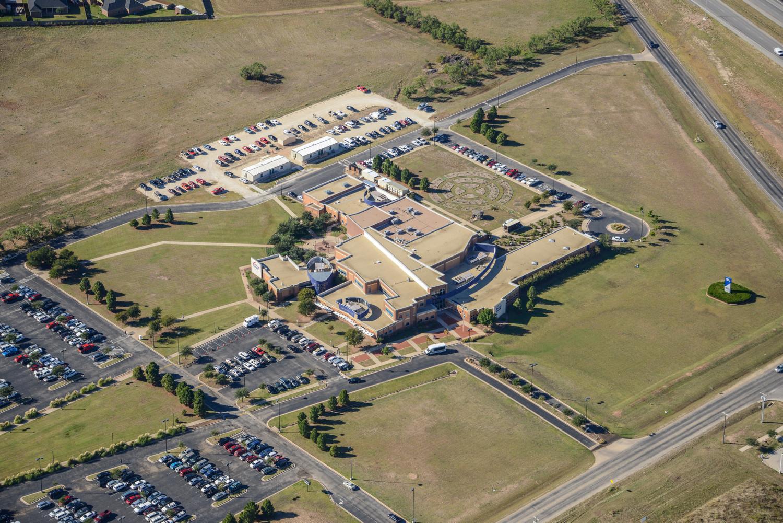 Abilene Aerial Photo - Abilene Aerial Photographer - Aerial Drone Image - Aerial Drone Video - Abilene, TX - West Texas