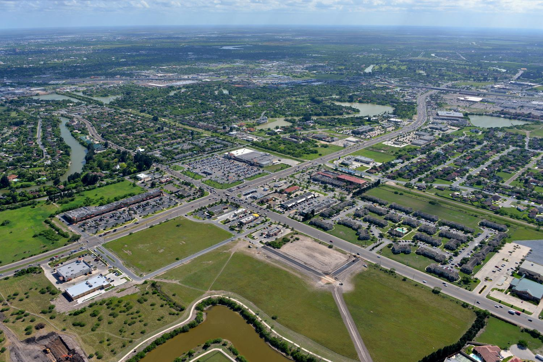 Brownsville Retail, Brownsville, Texas - Brownsville Aerial Photographer - Brownsville Aerial Photography - Brownsville, TX - Rio Grande Valley, Texas