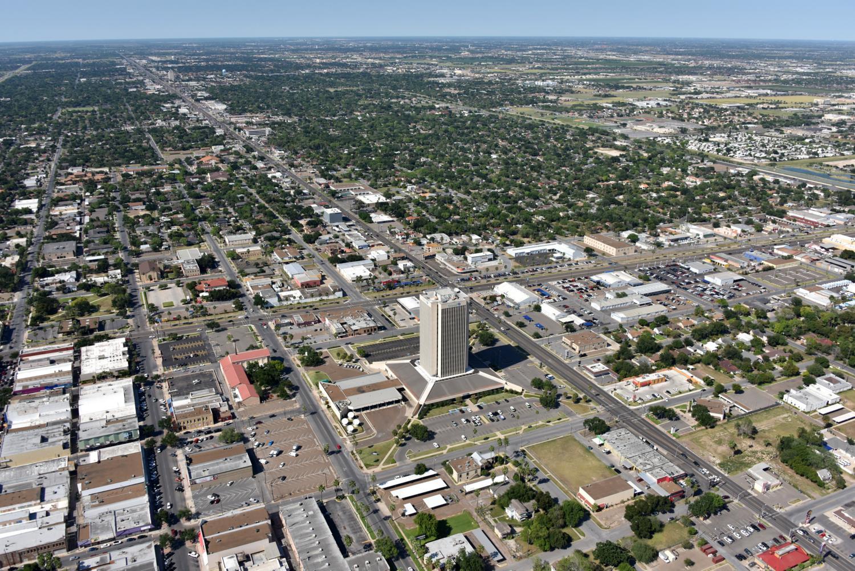 Chase Bank, McAllen, Texas - McAllen Aerial Photographer - McAllen Drone Image - Aerial Drone Video - McAllen, TX - Rio Grande Valley, Texas
