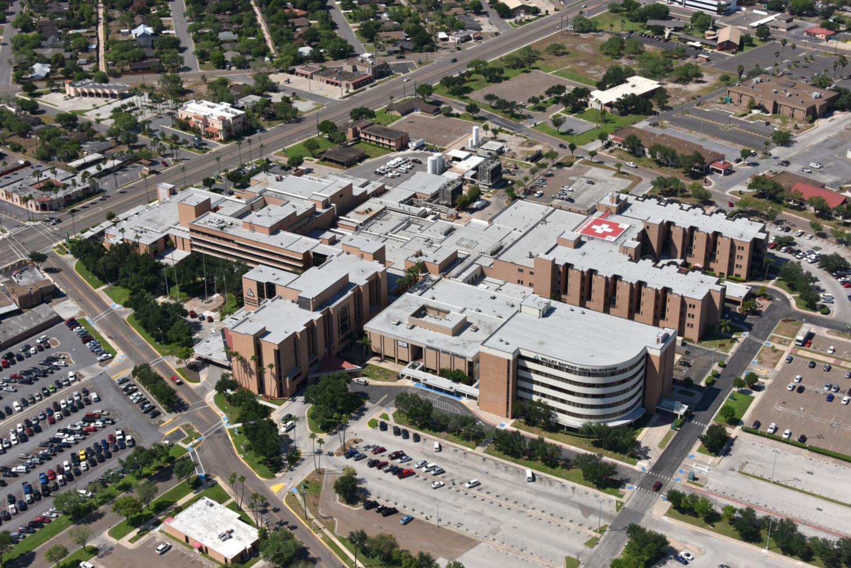 Valley Baptist Medical Center, Harlingen, Texas - Harlingen Aerial Photographer - Aerial Drone Image - Aerial Drone Video - Harlingen, TX - Rio Grande Valley, Texas