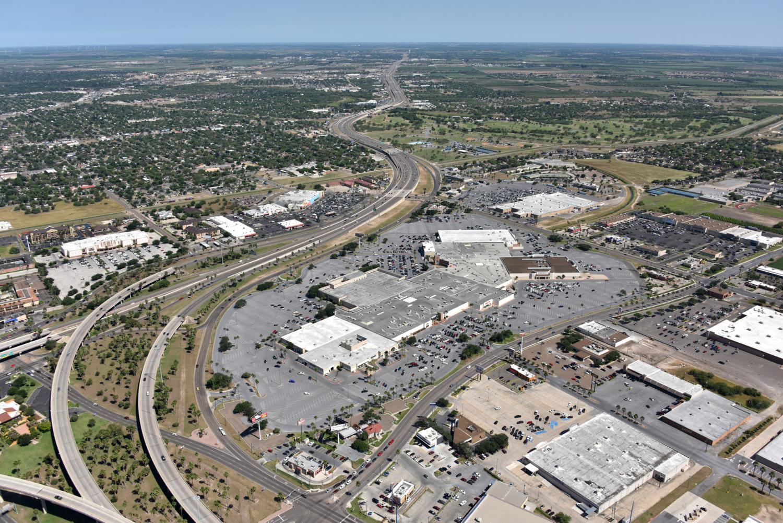 Valle Vista Mall, Harlingen, Texas - Harlingen Aerial Photographer - Aerial Drone Image - Aerial Drone Video - Harlingen, TX - Rio Grande Valley, Texas
