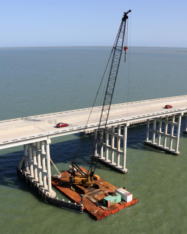 Construction Progress Photo, Rockport, Texas - Texas Aerial Photographer - Aerial Drone Photography - Corpus Christi, TX