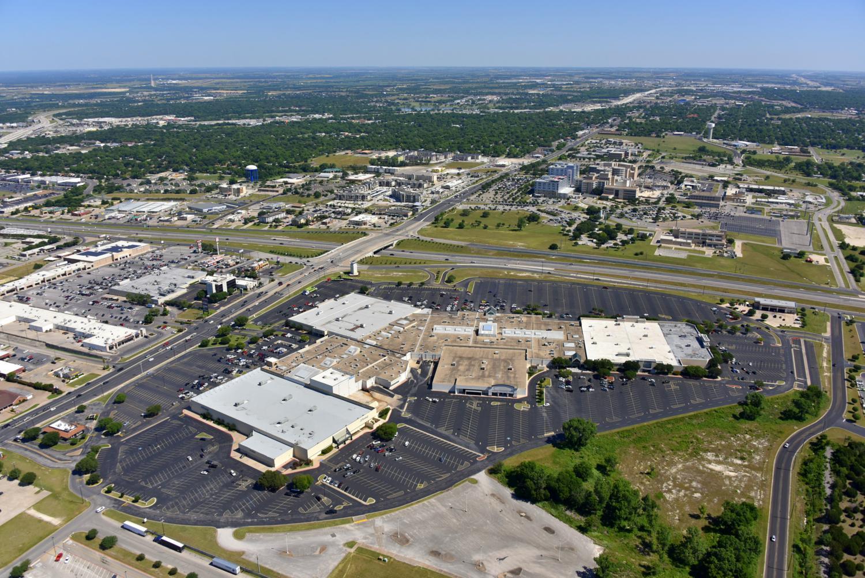 Temple Mall, Temple, Texas - Temple Aerial Photographer - Aerial Drone Image - Aerial Drone Video - Temple, TX - Central Texas