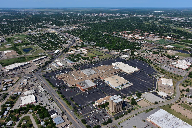 Sikes Senter Mall, Wichita Falls, Texas - Wichita Falls Aerial Photographer - Wichita Falls Aerial Drone Image - Aerial Drone Video - Wichita Falls, TX - North Texas