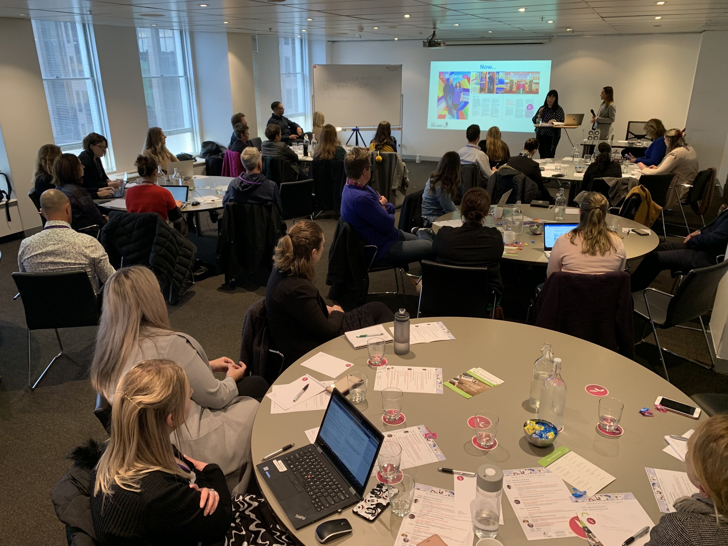 Local Government Communication Professionals Network in Melbourne.JPG
