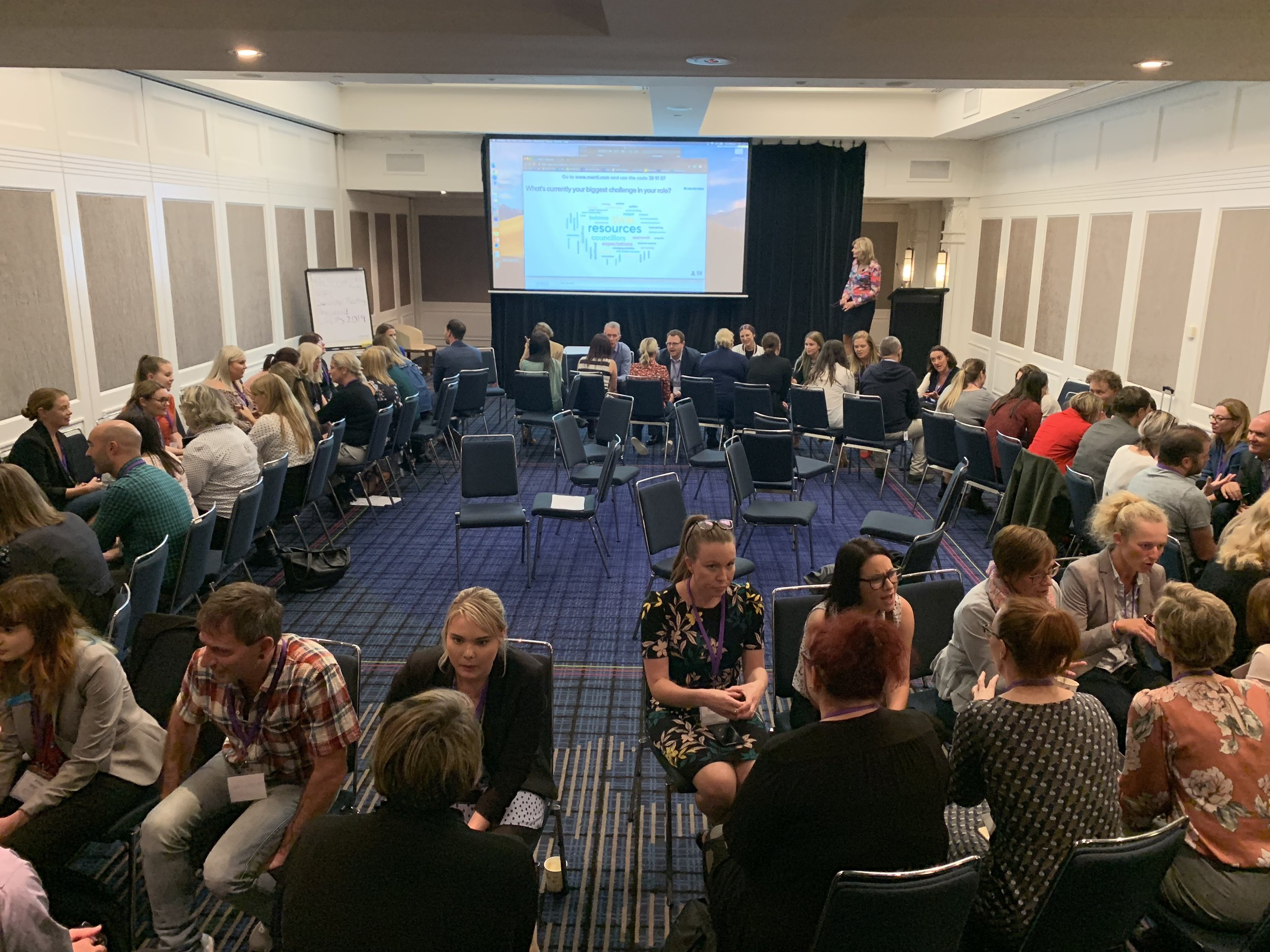 Local Government Communication Professionals Network in Sydney.JPG