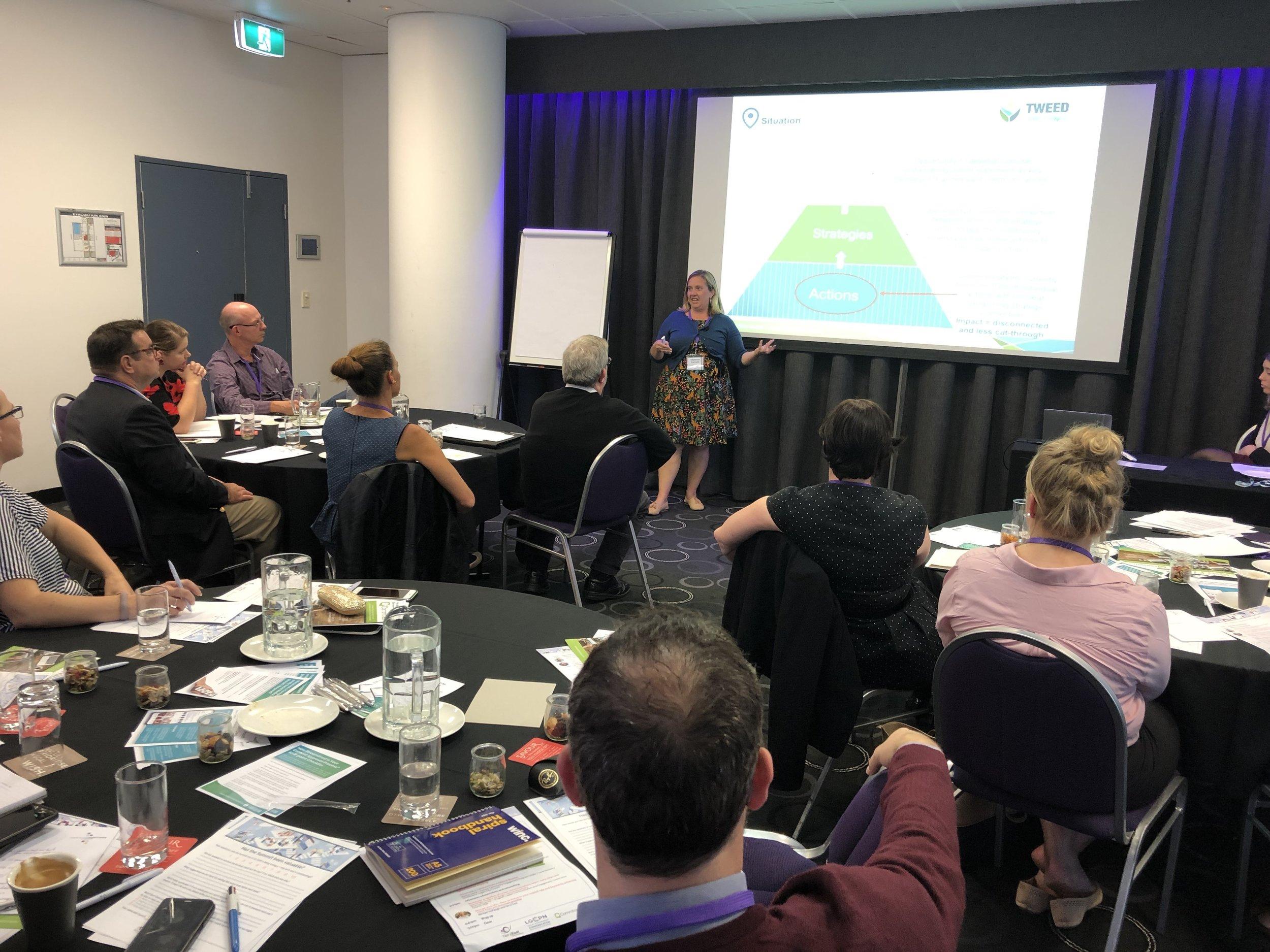 Local Government Communication Professionals Summit in Brisbane.JPG