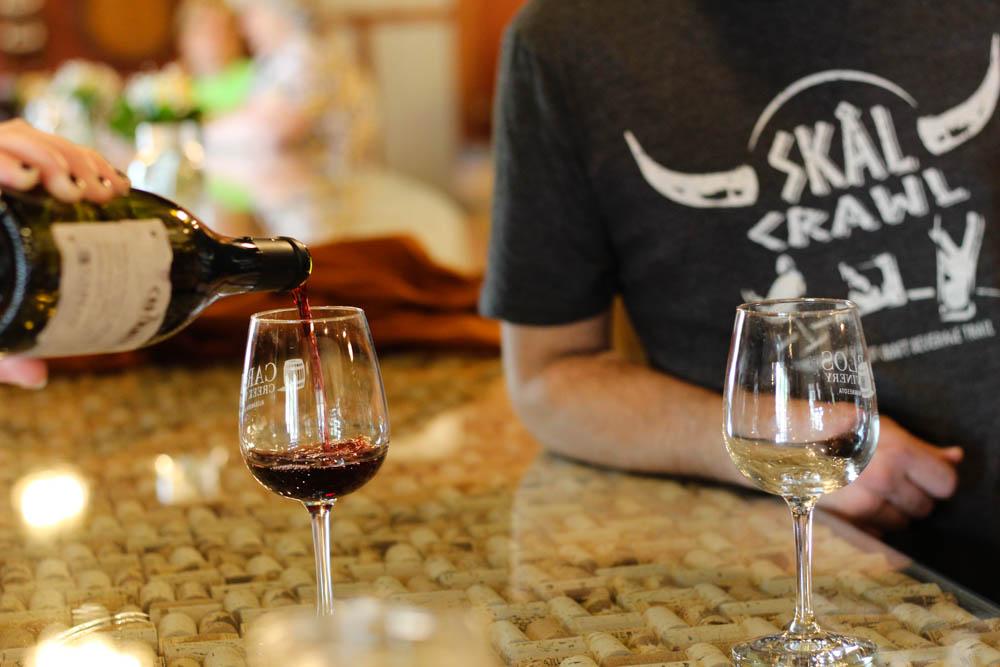 Carlos Creek Winery -