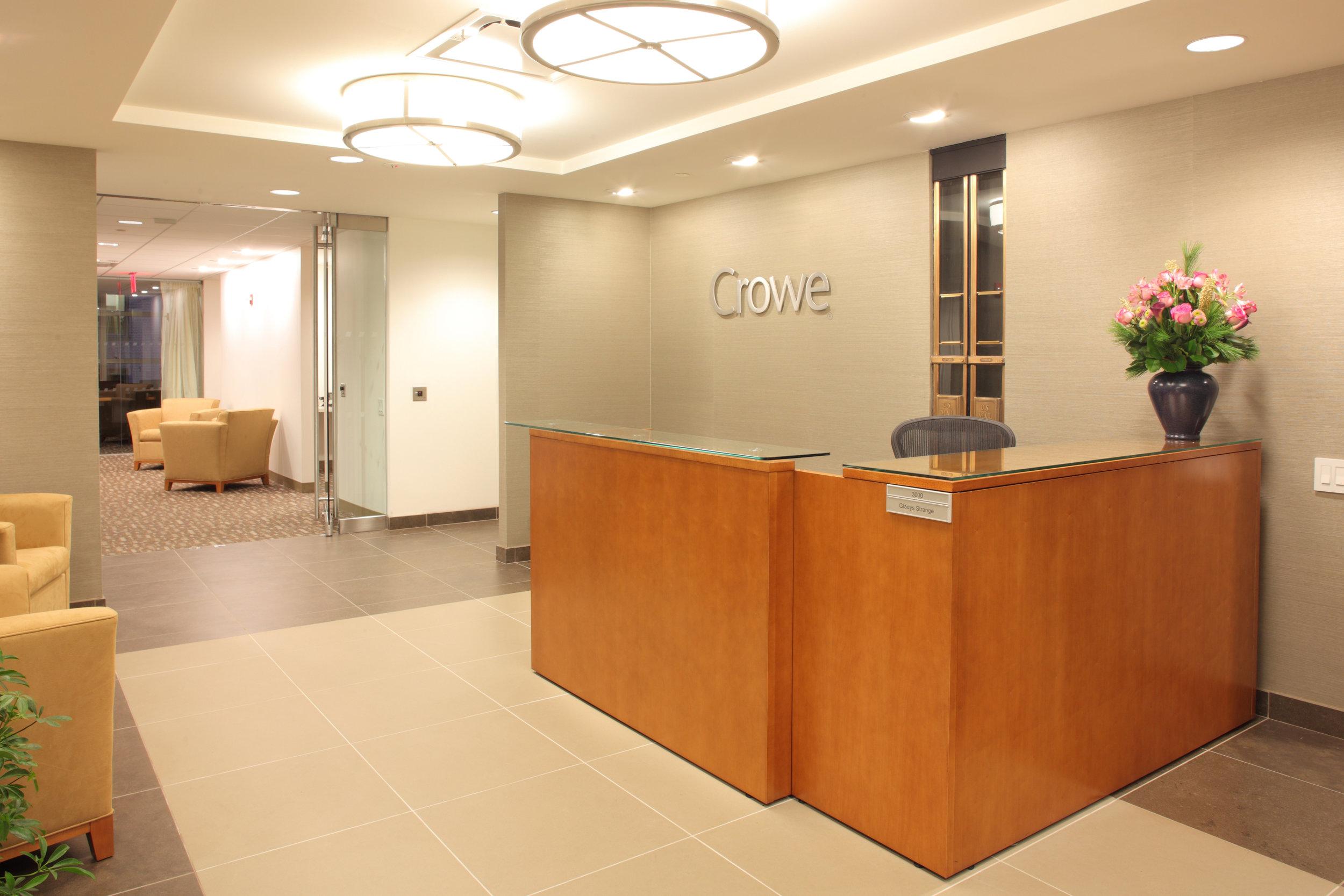 488 Madison Avenue - New York CityCrowe Horwath National Accounting Firm