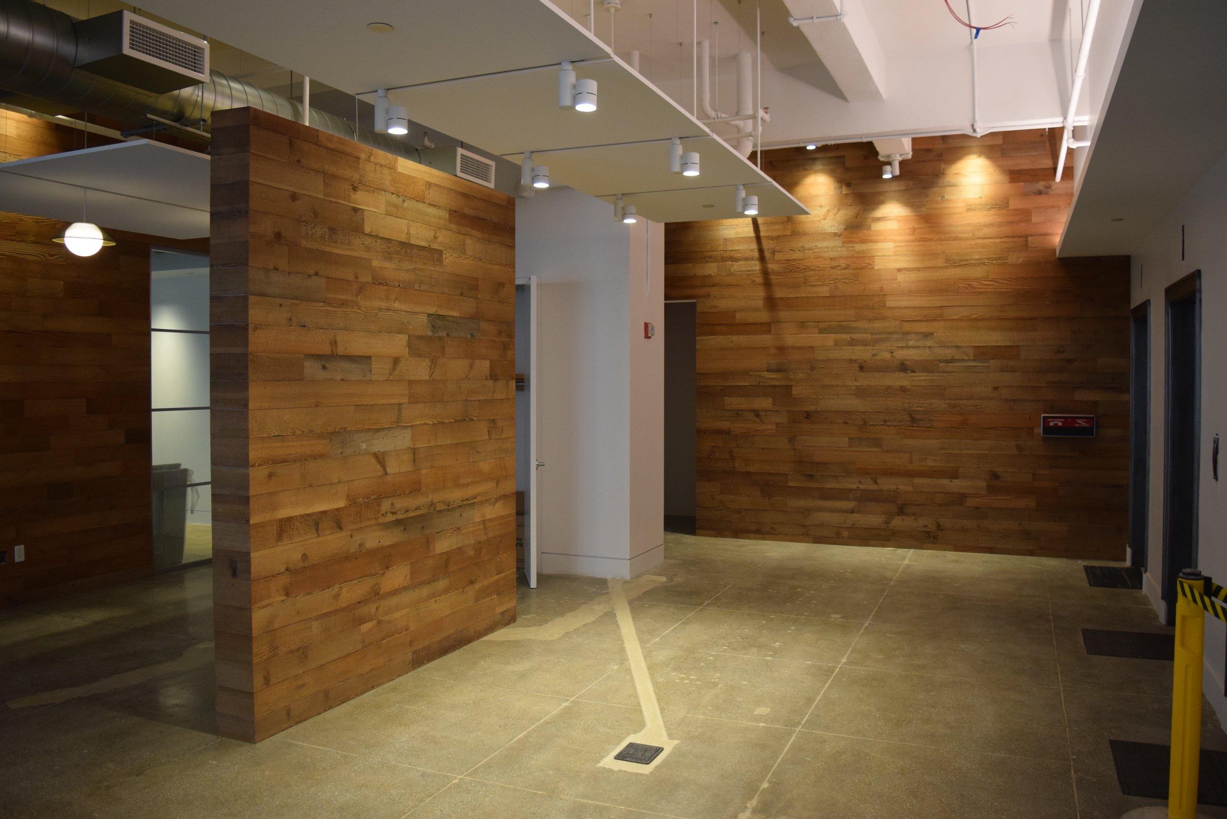 Interior Commercial Renovation -