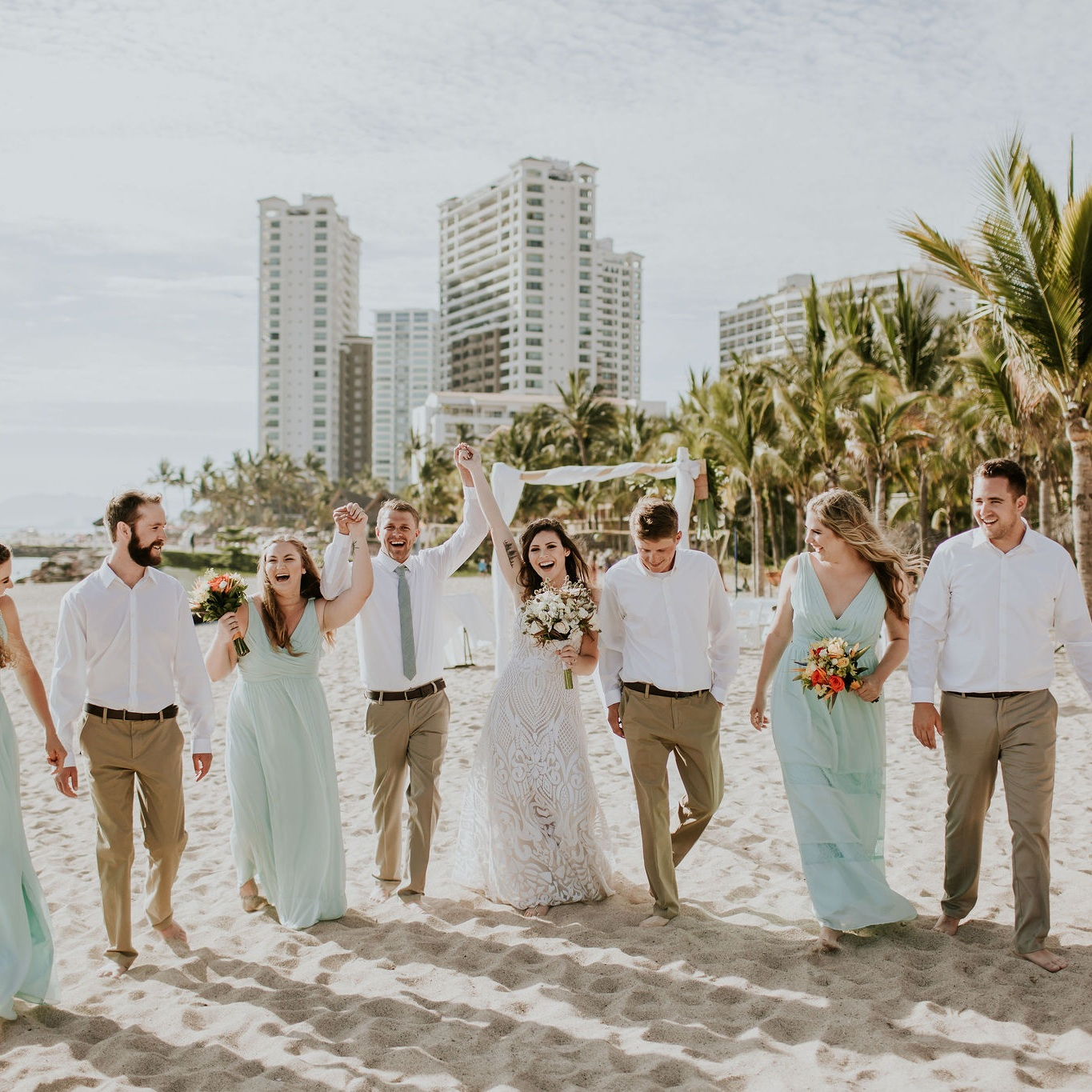 Multi-day Celebrations and Destination Weddings -