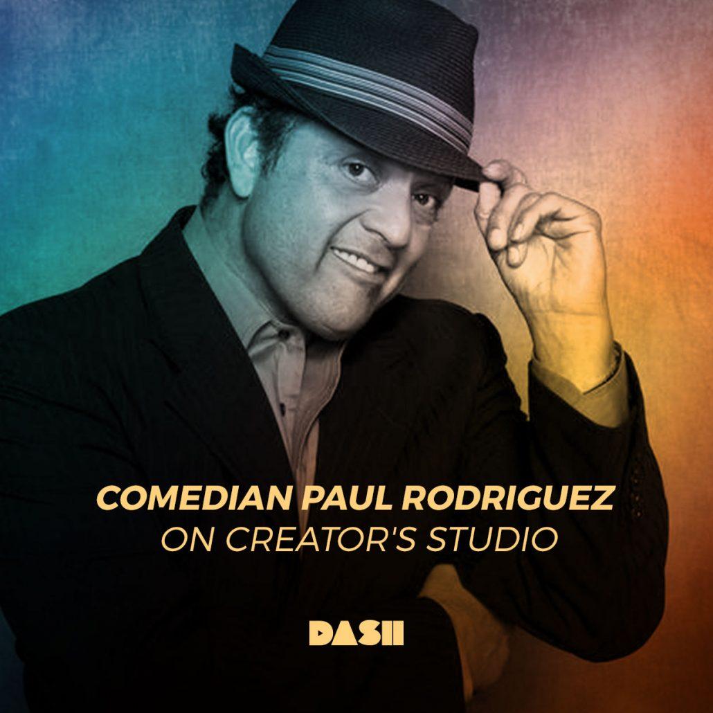 Paul Rodriguez, Dash Radio