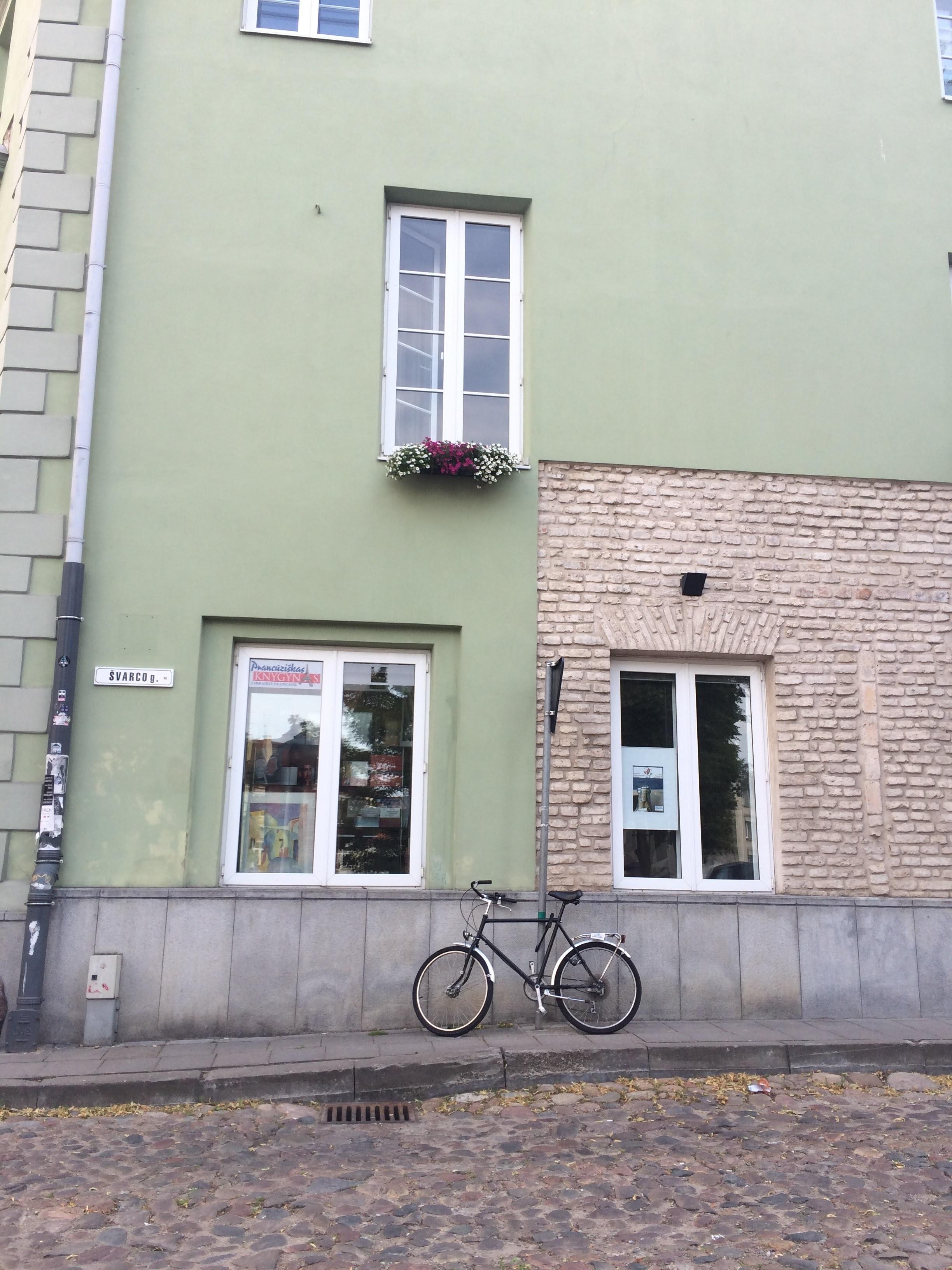 Streets of Old Vilnius