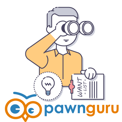 Pawn Guru wants list