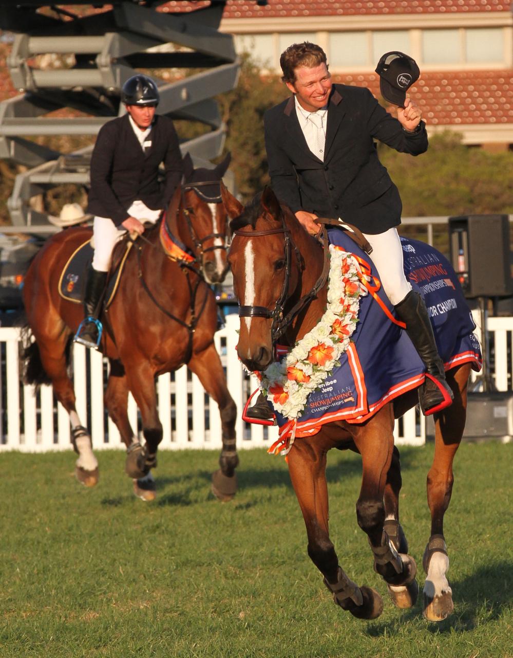 David Cameron - 2x Australian Champion 2014 & 2015World Cup Rider