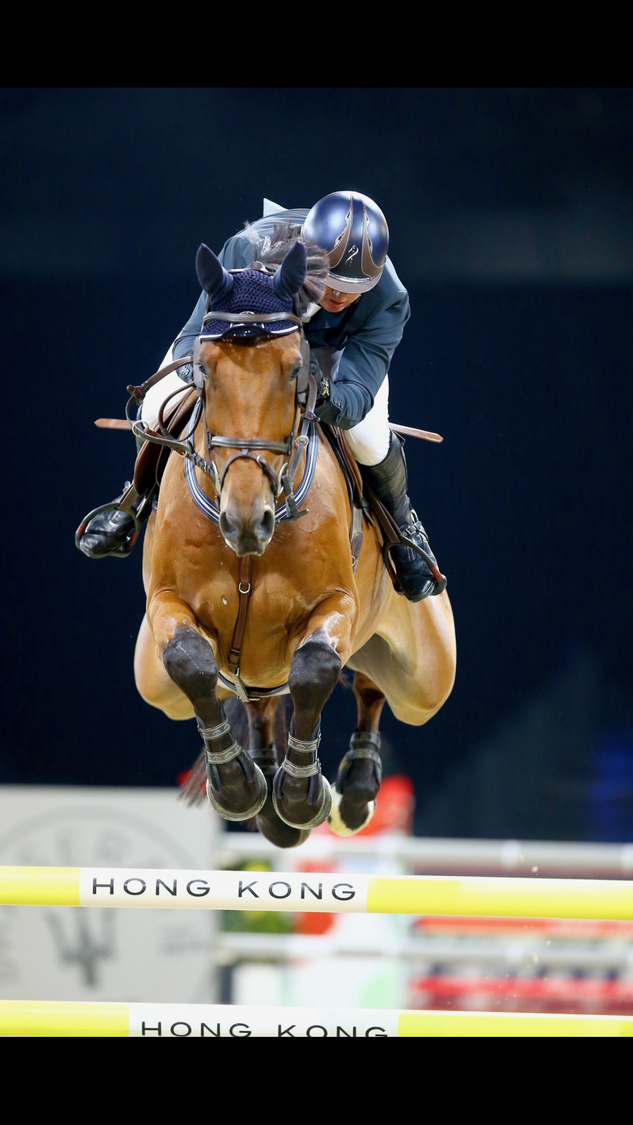 Jamie Kermond - 3x Australian Representative at World Equestrian Games, Aachen & Normandie & Tryon3x Australian Champion 2013, 2016 & 2017Represented Australia World Cup Final 2013 Lyon & 2018 Paris
