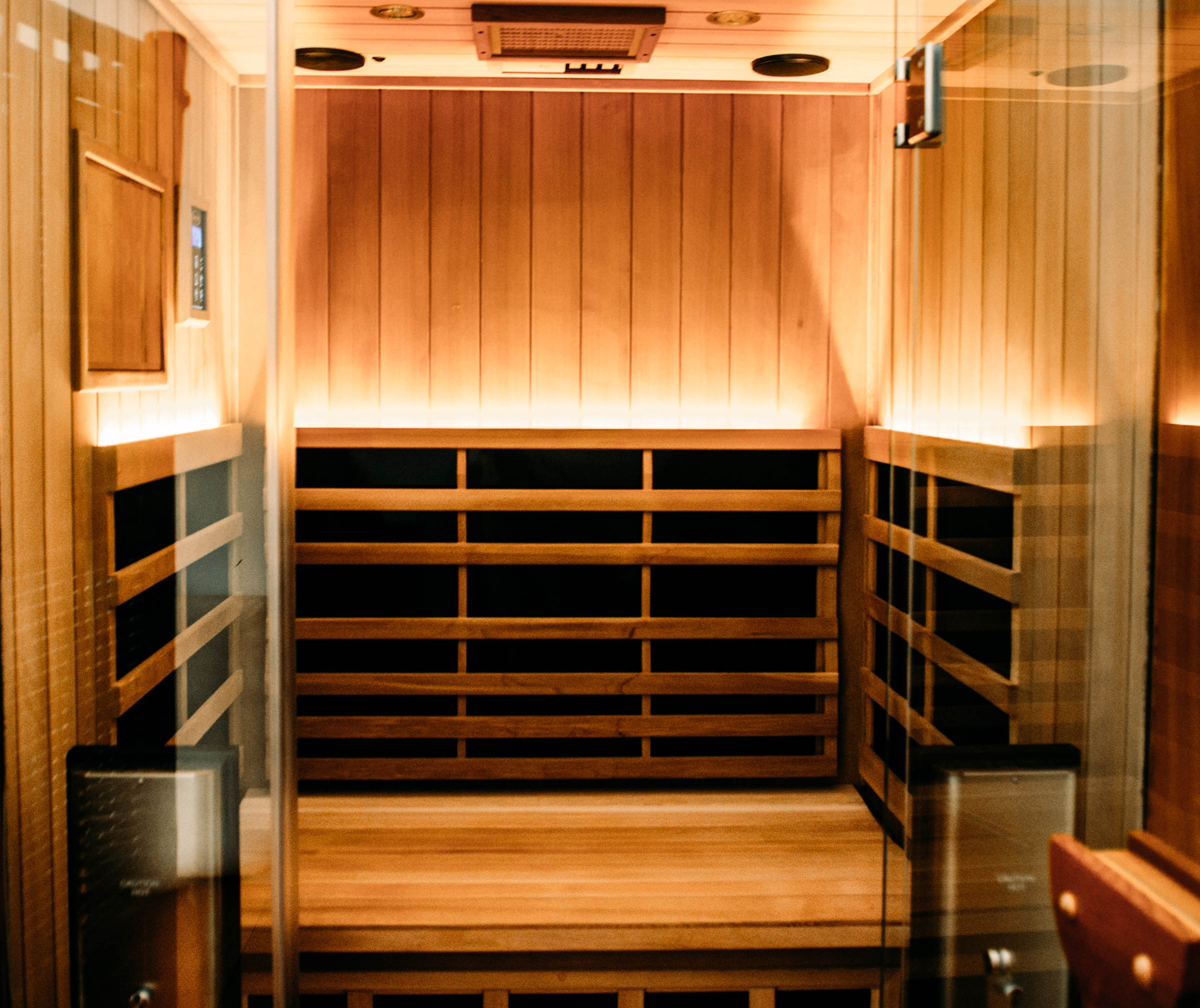 Buy your Sauna sessions online through our Mindbody site by using the links below!