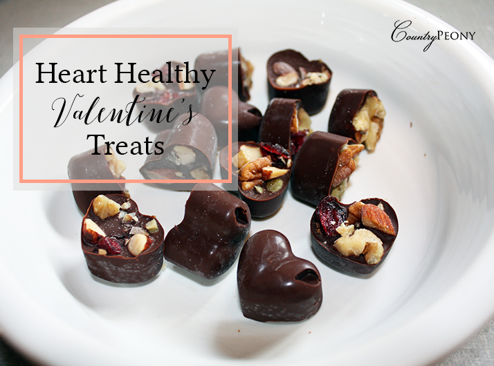 Heart Healthy Valentine's Day Treats