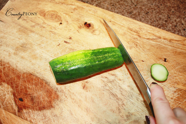 Homemade Crock Pickles