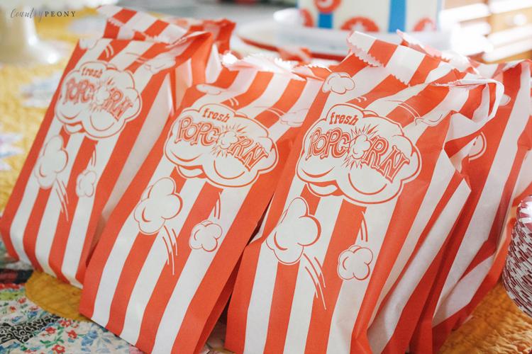 DIY Kids Circus Themed Birthday Party