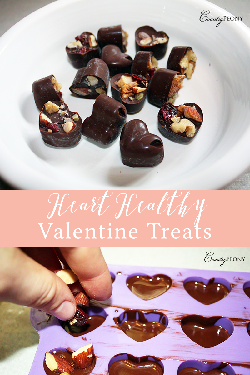 Heart Healthy Homemade Valentine Treats