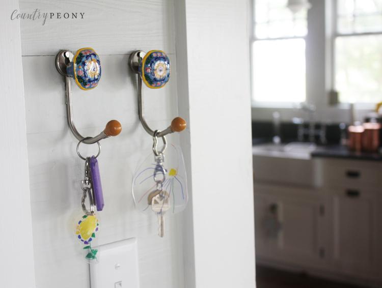 DIY Children's Art Keychain for Mother's Day