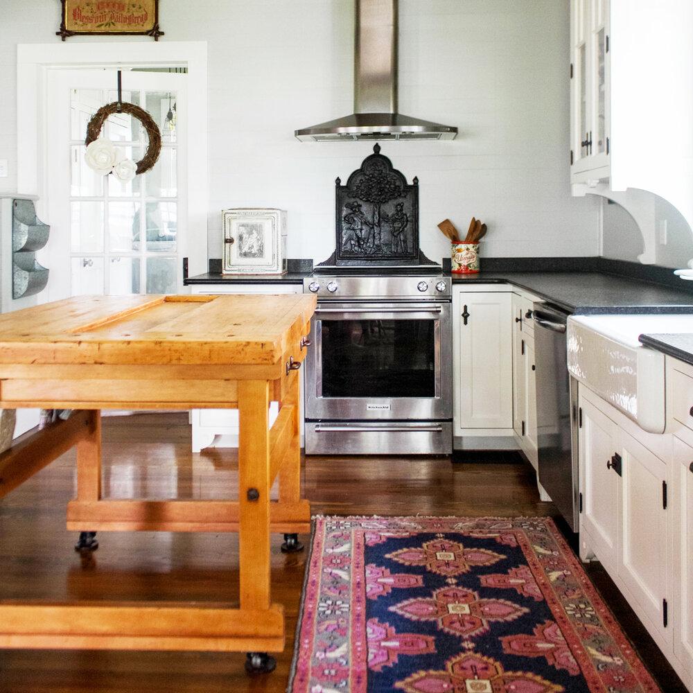 Country Farmhouse Kitchen Reveal
