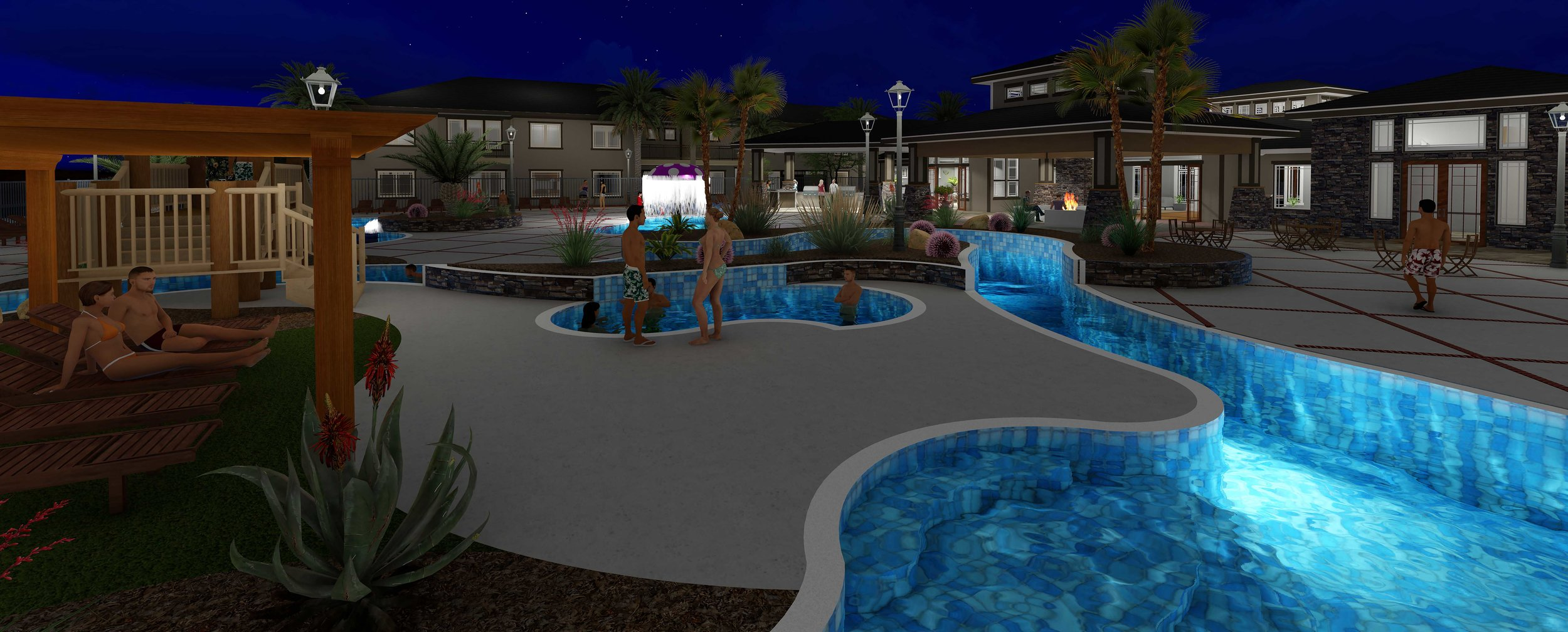 Pool-ZionVillage-night.jpg