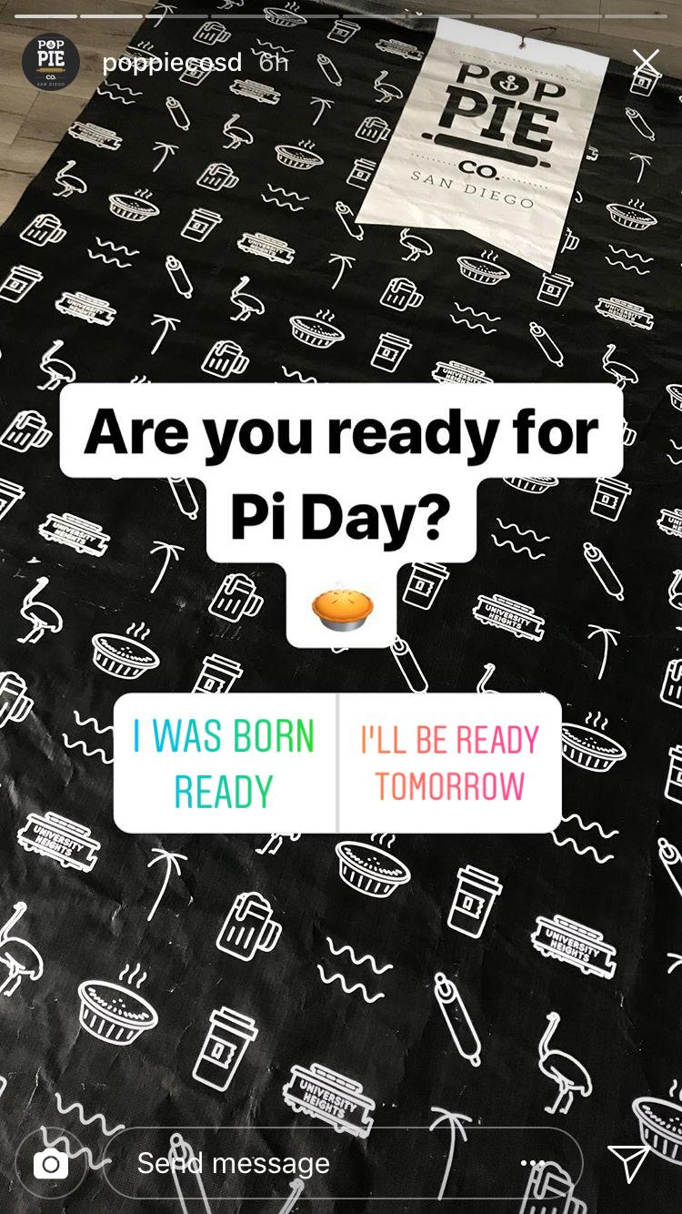 Instagram/ PopPieCoSD