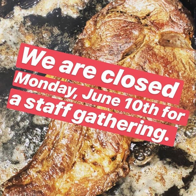 Back tomorrow y'all. Annual staff party today. Sorry for any inconvenience.