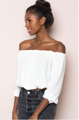 Brandy Melville Maura Top