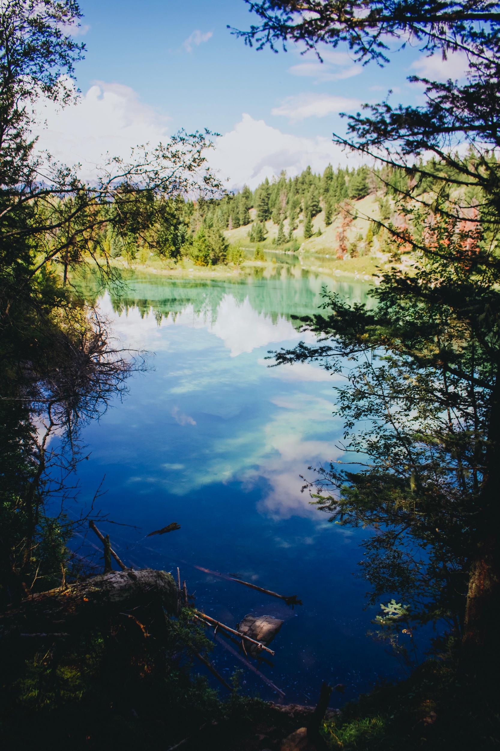 Back side of Lake 4