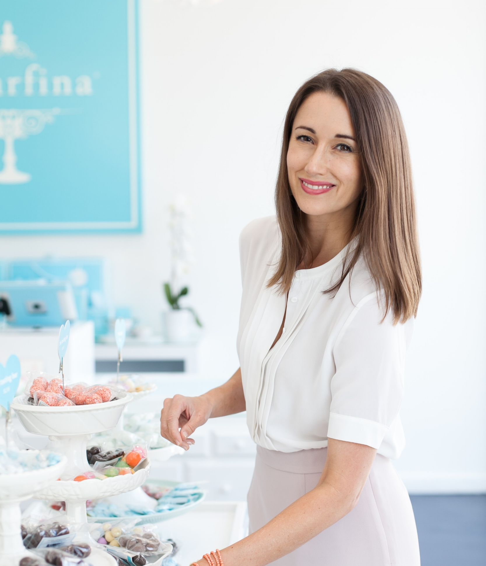 Rosie O'Neill  Co-Founder, Sugarfina