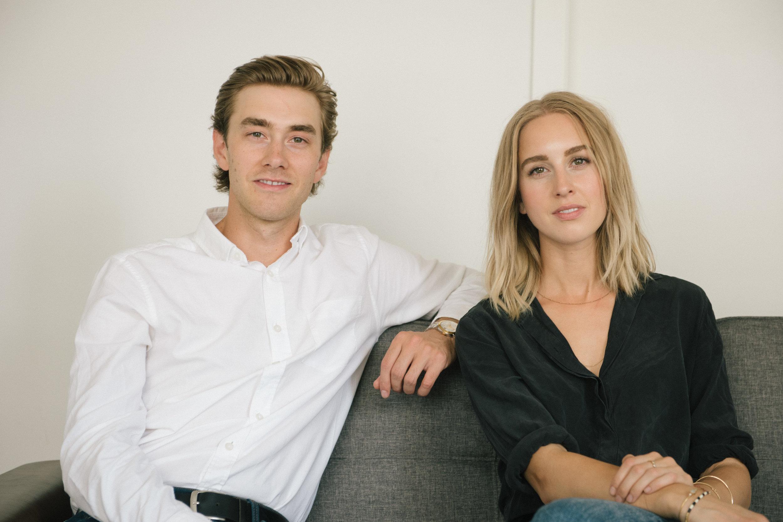 Sara Panton  CEO & Co-Founder,vitruvi