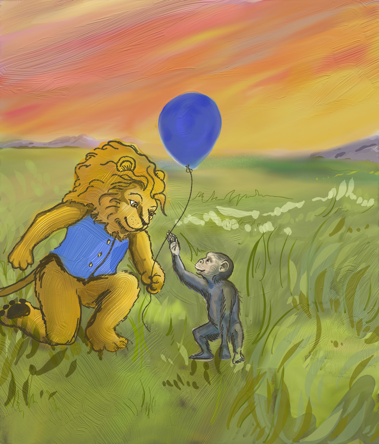 Lion selling Balloon.jpeg