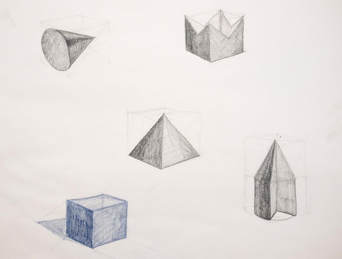 Cube Studies -