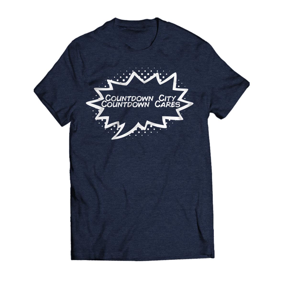 T-Shirt - Comic - Navy.png