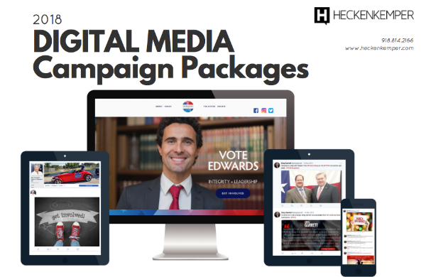 Heckenkemper Political Campaign Packages
