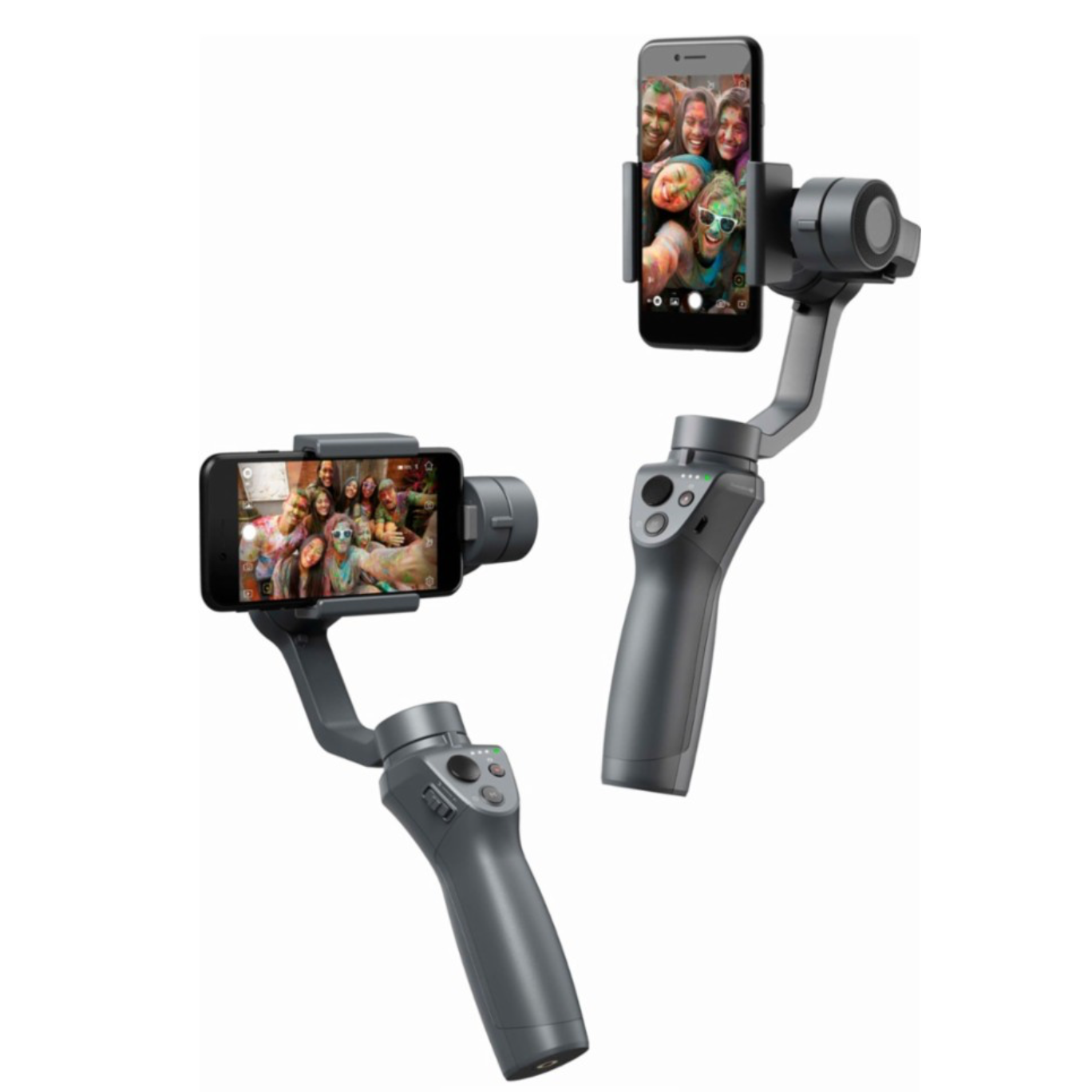 DJI - Osmo Mobile 2 3-Axis Gimbal Stabilizer for Mobile Phones
